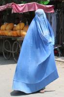 Afghanische-Frau
