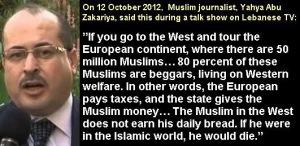 Muslimer i Väst